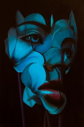 Acrylic on canvas3' X 2'