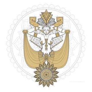 Mandala Queen