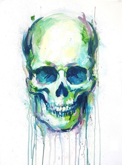 "FOR SALE. 18"" x 24"" Acrylic on canvas."