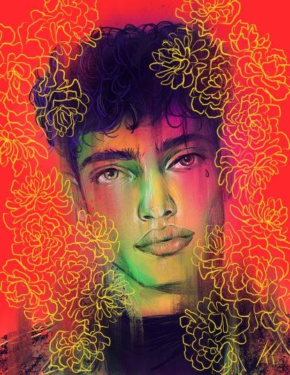 Digital Painting on Procreate